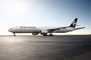 New livery for Air New Zealand