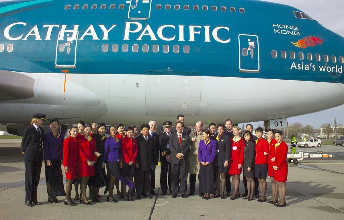 Cathay Pacific announces Manchester services