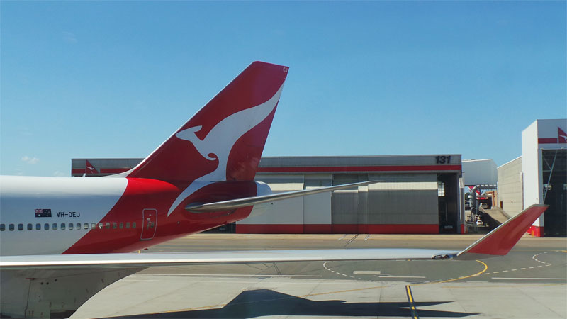 QANTAS resumes services to Osaka-Kansai