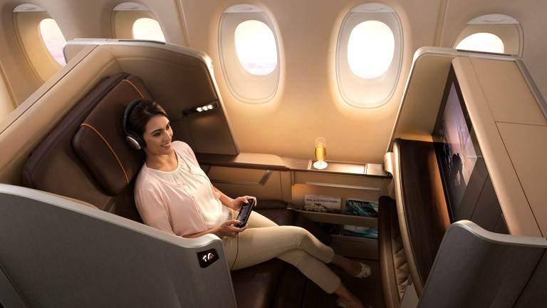 Singapore Airlines to Introduce Next Generation of Cabin Products on Australian Routes