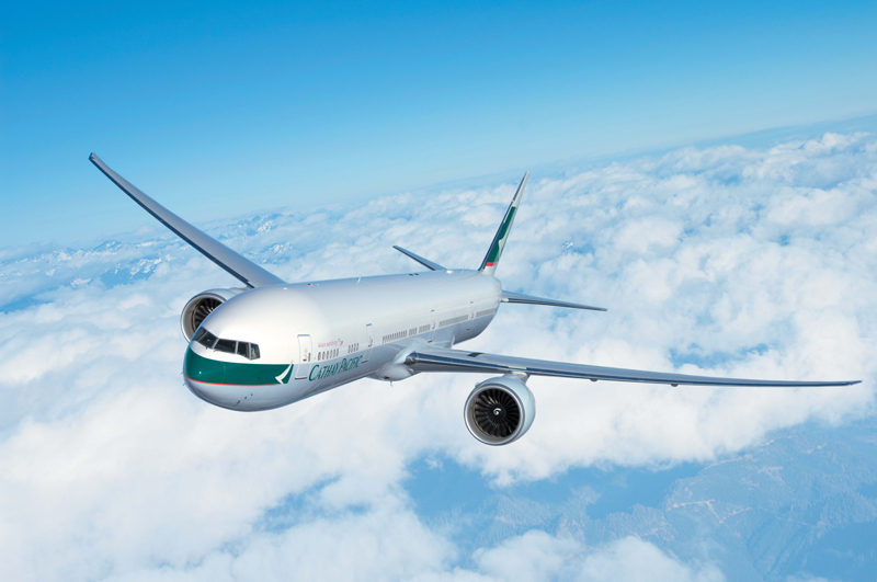 Cathay Pacific adds Dusseldorf to its network
