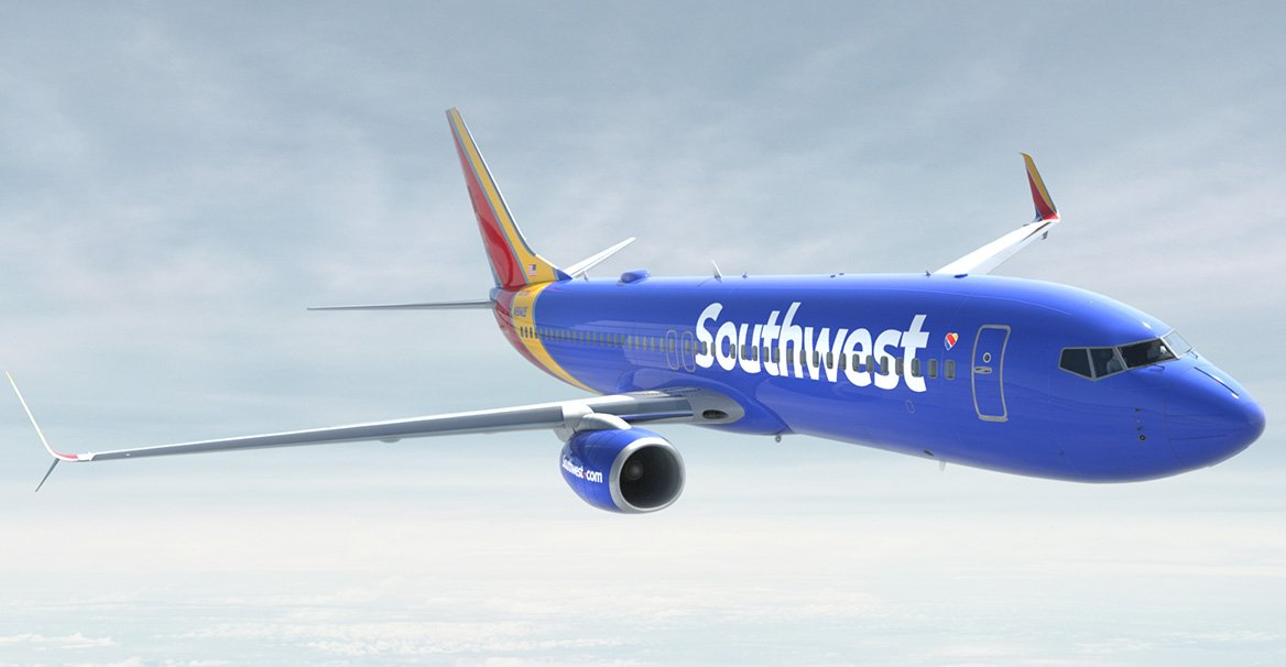 Southwest Airlines migrates to new reservation system