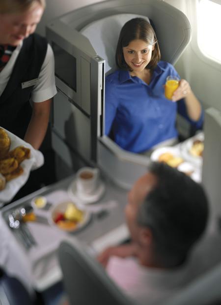 British Airways further enhances Club World product