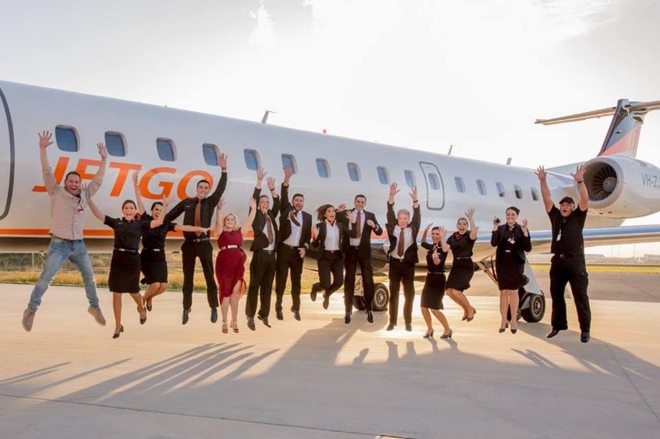 JETGO Airlines to launch Brisbane-Karratha-Singapore services