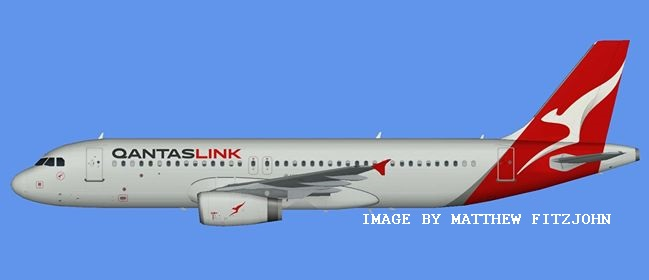 QantasLink to operate Airbus A320 aircraft