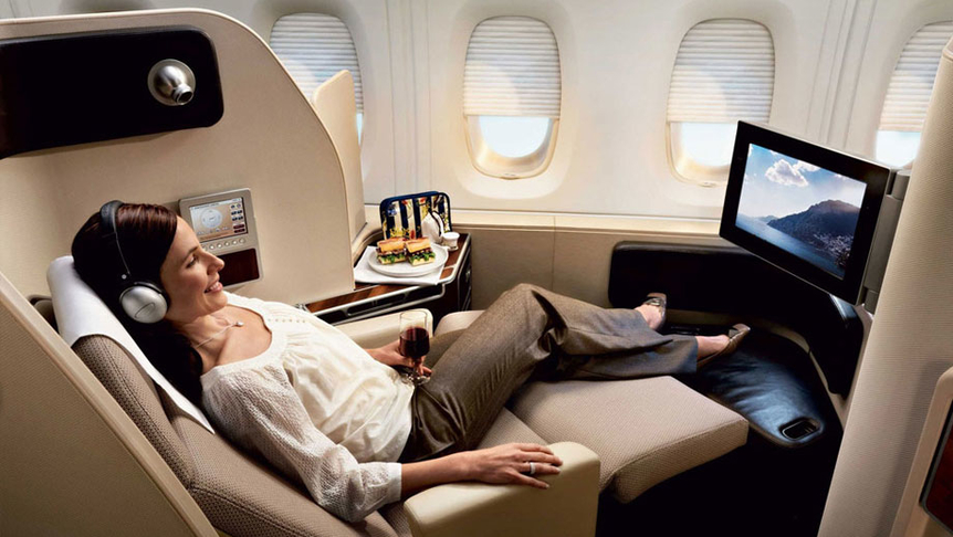 QANTAS reintroduces First Class service to Hong Kong