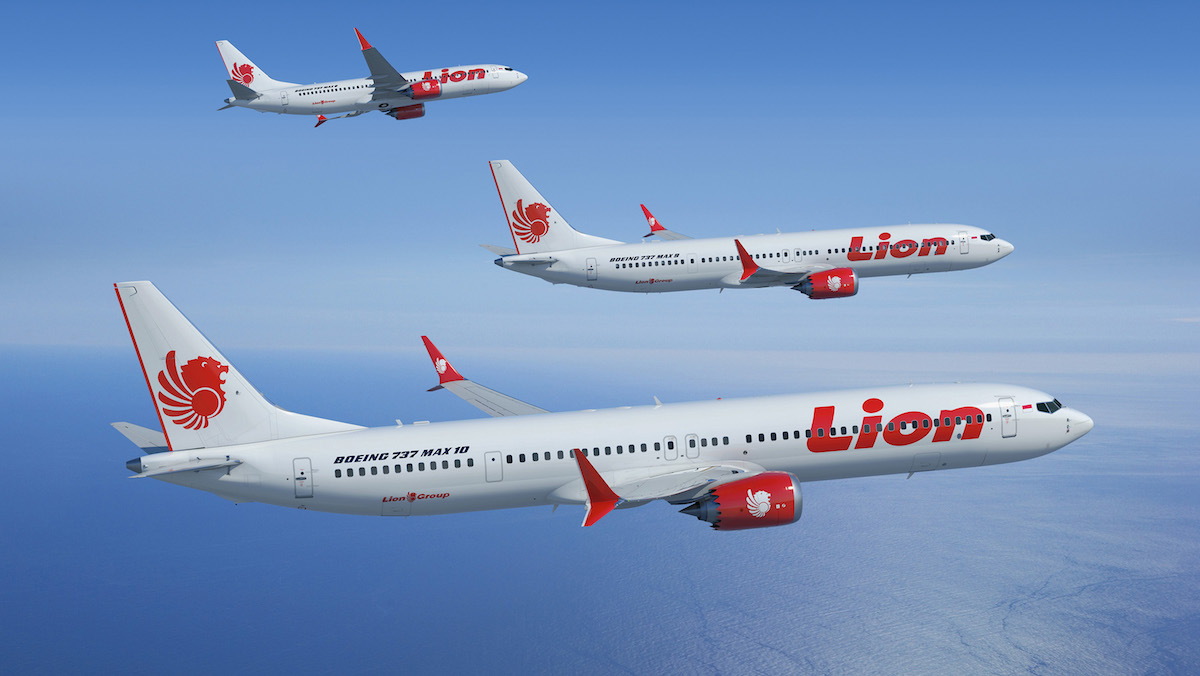 Australia places restrictions on Indonesia's Lion Air
