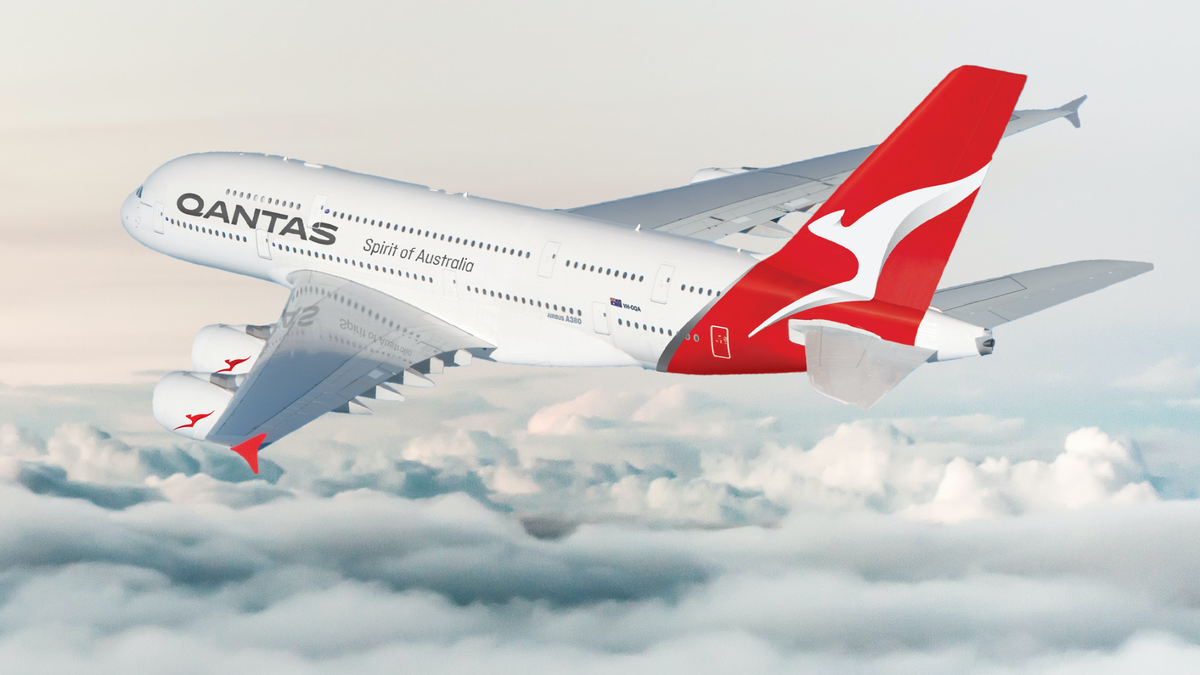 QANTAS grounds eight A380s due to COVID 19